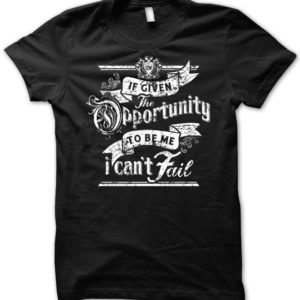 Opportunity Shirt